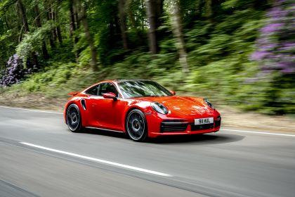 2020 Porsche 911 ( 992 ) Turbo S - UK version 23
