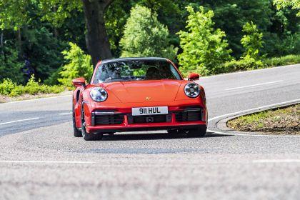2020 Porsche 911 ( 992 ) Turbo S - UK version 25