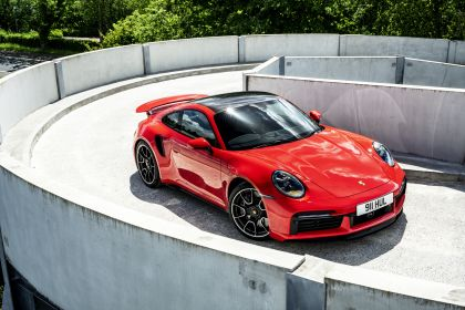 2020 Porsche 911 ( 992 ) Turbo S - UK version 30