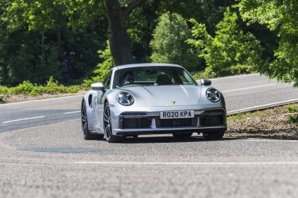 2020 Porsche 911 ( 992 ) Turbo S - UK version 44