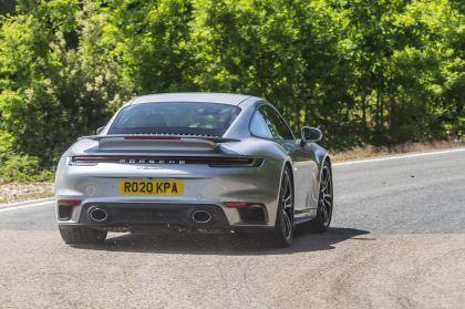 2020 Porsche 911 ( 992 ) Turbo S - UK version 45