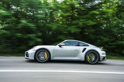 2020 Porsche 911 ( 992 ) Turbo S - UK version 53