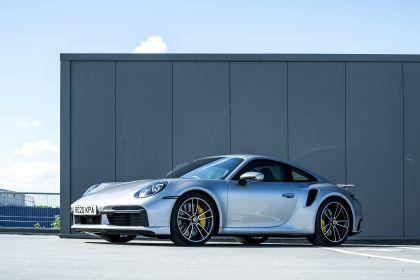 2020 Porsche 911 ( 992 ) Turbo S - UK version 56