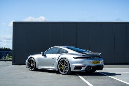 2020 Porsche 911 ( 992 ) Turbo S - UK version 57