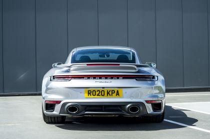 2020 Porsche 911 ( 992 ) Turbo S - UK version 60