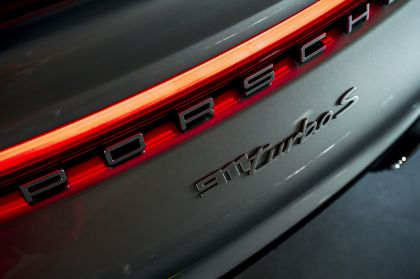 2020 Porsche 911 ( 992 ) Turbo S - UK version 69