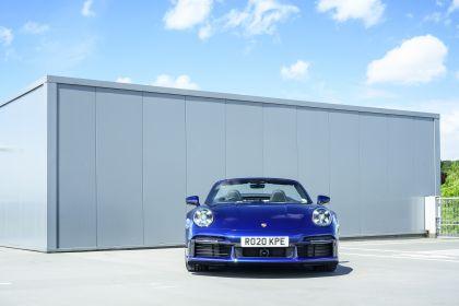 2020 Porsche 911 ( 992 ) Turbo S cabriolet - UK version 1