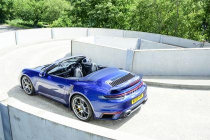 2020 Porsche 911 ( 992 ) Turbo S cabriolet - UK version 7
