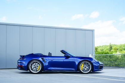 2020 Porsche 911 ( 992 ) Turbo S cabriolet - UK version 17