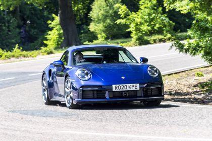 2020 Porsche 911 ( 992 ) Turbo S cabriolet - UK version 25