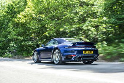 2020 Porsche 911 ( 992 ) Turbo S cabriolet - UK version 29