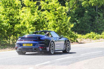 2020 Porsche 911 ( 992 ) Turbo S cabriolet - UK version 36