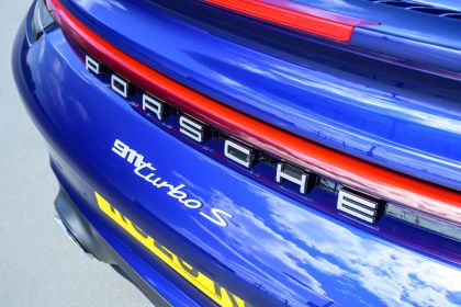 2020 Porsche 911 ( 992 ) Turbo S cabriolet - UK version 44