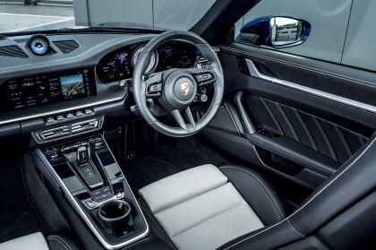 2020 Porsche 911 ( 992 ) Turbo S cabriolet - UK version 48
