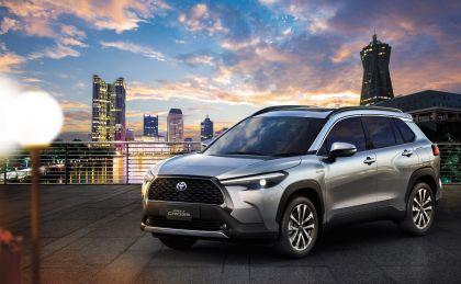 2022 Toyota Corolla Cross - Australian version 2