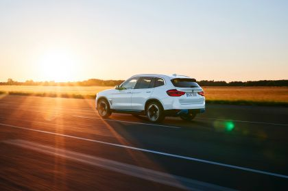 2021 BMW iX3 ( G08 ) 2