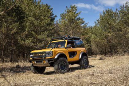 2021 Ford Bronco 2-door 1