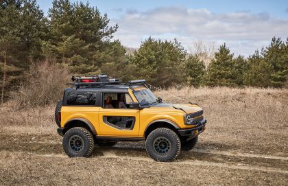 2021 Ford Bronco 2-door 2