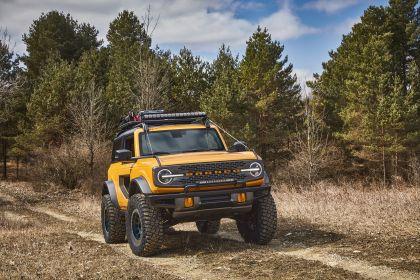 2021 Ford Bronco 2-door 3