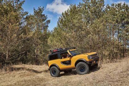 2021 Ford Bronco 2-door 4