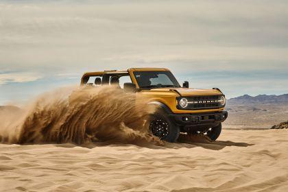 2021 Ford Bronco 2-door 9