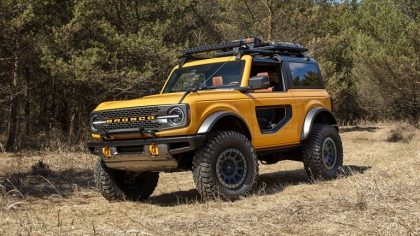 2021 Ford Bronco 2-door 2