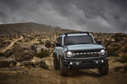 2021 Ford Bronco 4-door 1