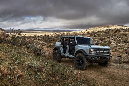 2021 Ford Bronco 4-door 2