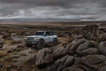 2021 Ford Bronco 4-door 4