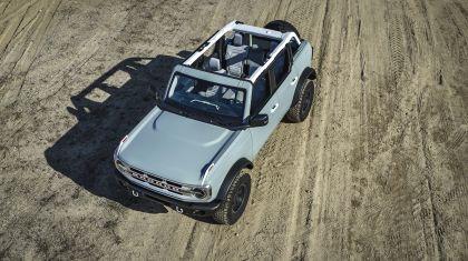 2021 Ford Bronco 4-door 7