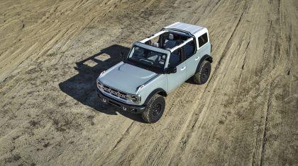 2021 Ford Bronco 4-door 9
