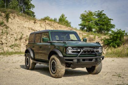 2021 Ford Bronco 4-door 22