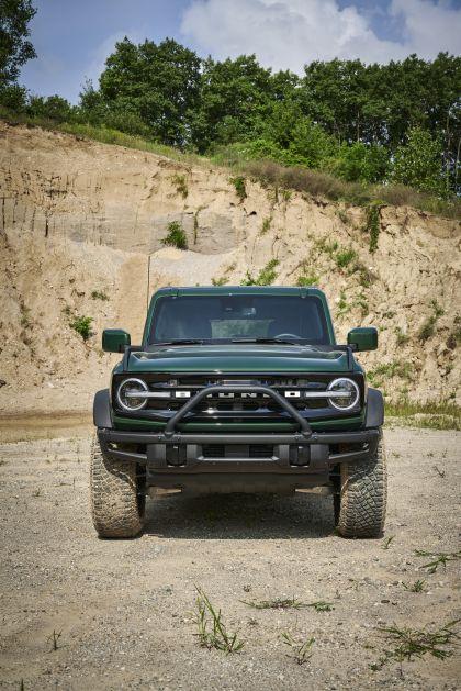2021 Ford Bronco 4-door 28
