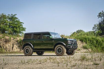 2021 Ford Bronco 4-door 30