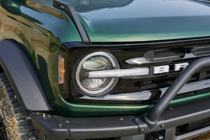2021 Ford Bronco 4-door 33