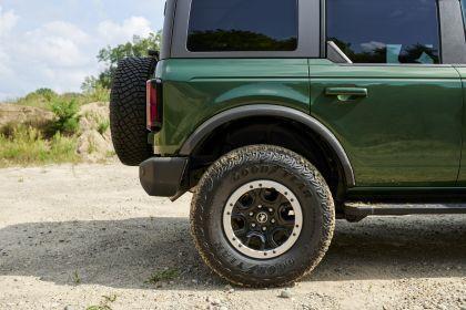 2021 Ford Bronco 4-door 35