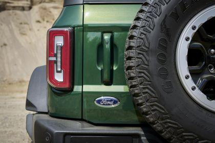 2021 Ford Bronco 4-door 37
