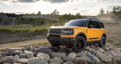 2021 Ford Bronco Sport 1