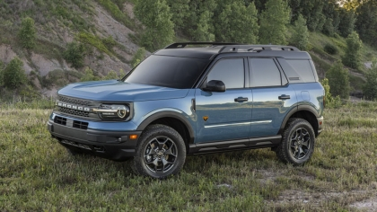 2021 Ford Bronco Sport 2