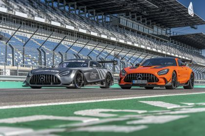 2020 Mercedes-AMG GT Black Series 120