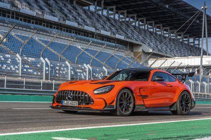 2020 Mercedes-AMG GT Black Series 163