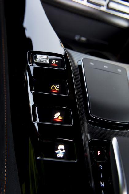 2020 Mercedes-AMG GT Black Series 218