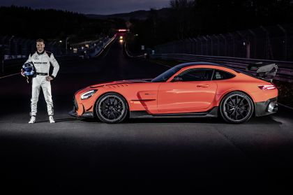 2020 Mercedes-AMG GT Black Series 234