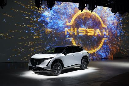 2021 Nissan Ariya 46