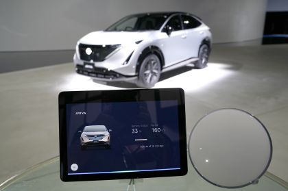 2021 Nissan Ariya 47