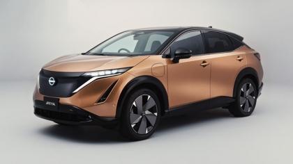 2021 Nissan Ariya 6