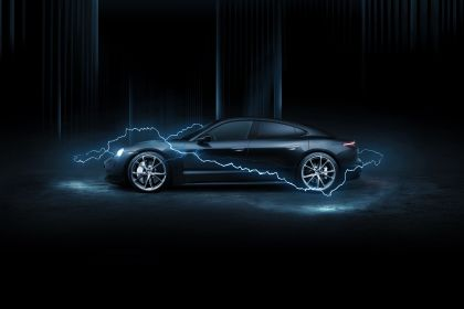 2020 Porsche Taycan Turbo by TechArt 2