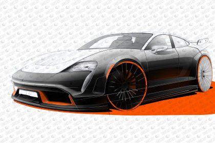 2020 Porsche Taycan Turbo by TechArt 7
