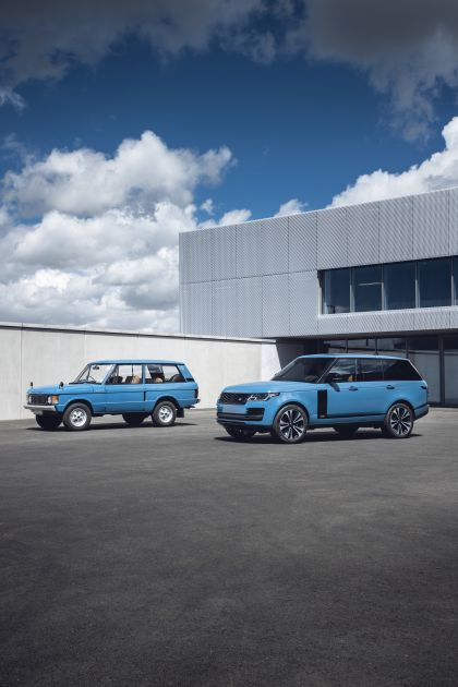 2021 Land Rover Range Rover Fifty Limited Edition 1