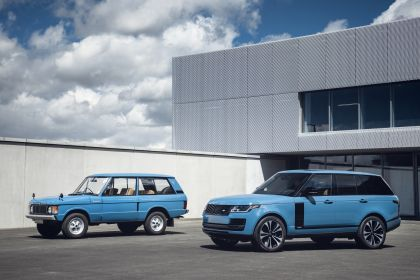 2021 Land Rover Range Rover Fifty Limited Edition 2